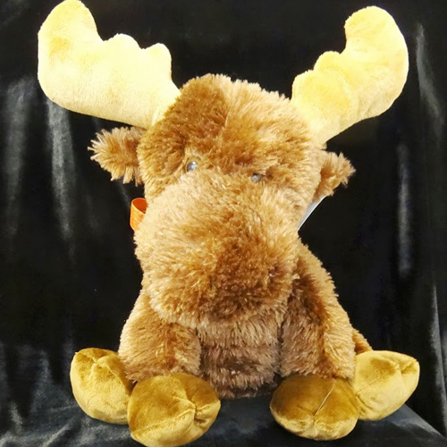 Morsel the Moose